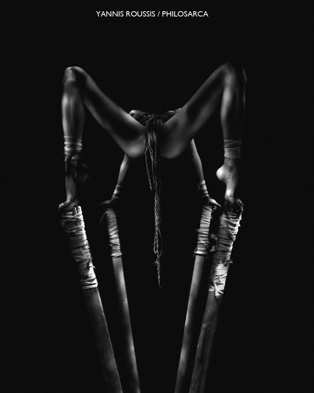 Philosarca [Amphithimia]  Artistic Nude Photo by Artist IoRoussis